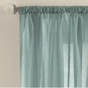 Better Homes & Gardens Crushed Voile Curtain